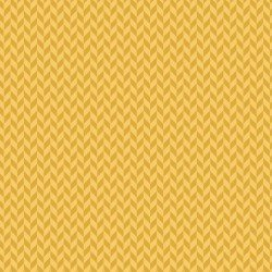 Kimberbell Make Yourself at Home Herringbone Yellow