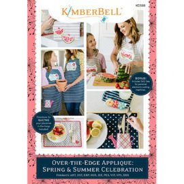 Kimberbell Over-the-Edge Applique: Spring & Summer ME