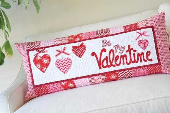 Kimberbell Valentine Pillow Kit