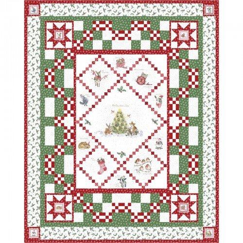 Holiday Company Quilt Kit