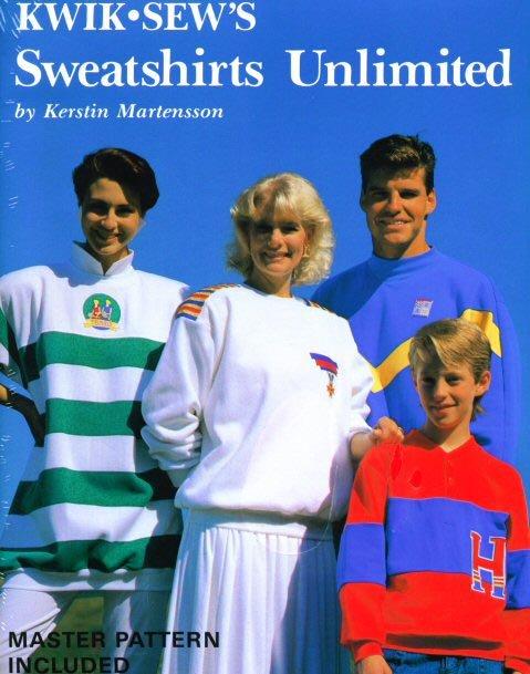 Kwik Sew Seatshirts Unlimited