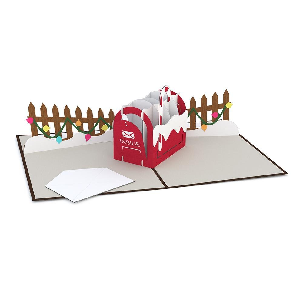 Lovepop Christmas Mailbox