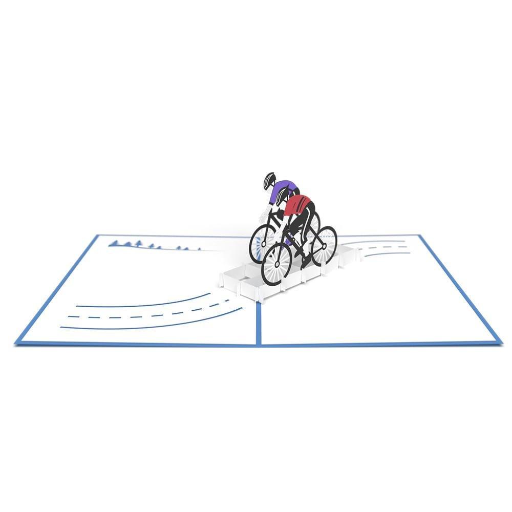 Lovepop Cyclist