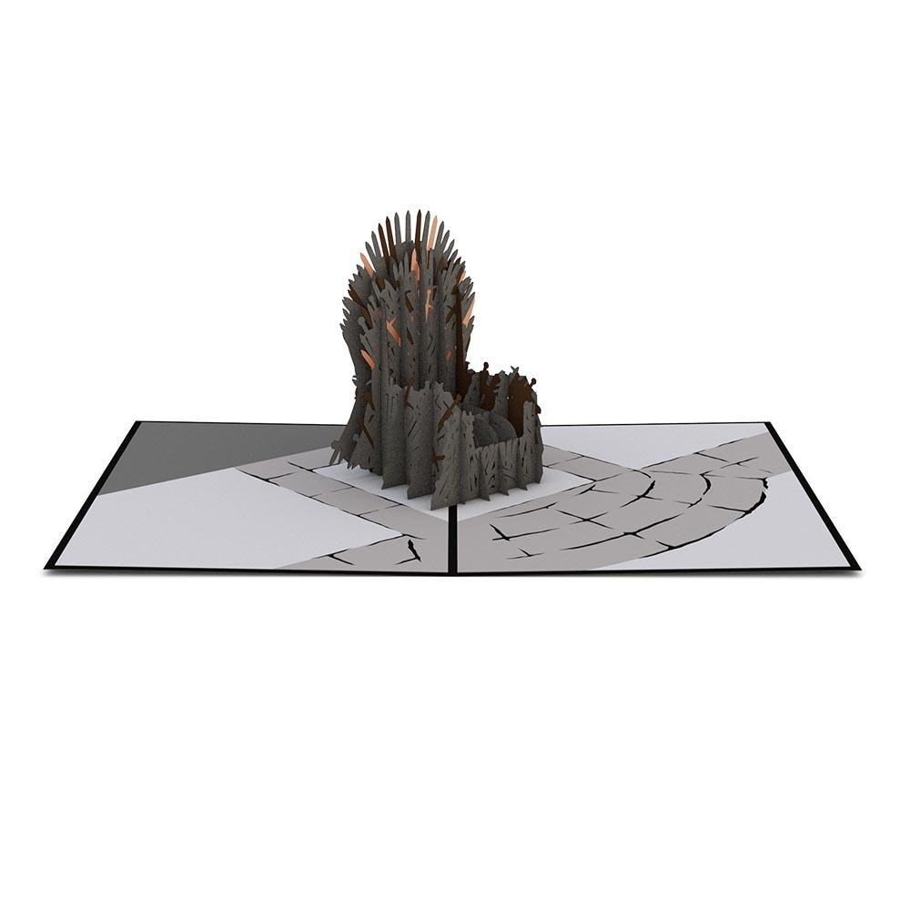 Lovepop Game of Thrones The Iron Throne