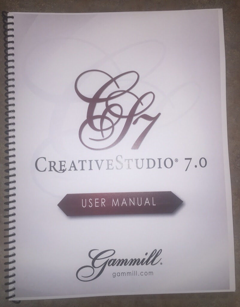 Creative Studio 7 Book