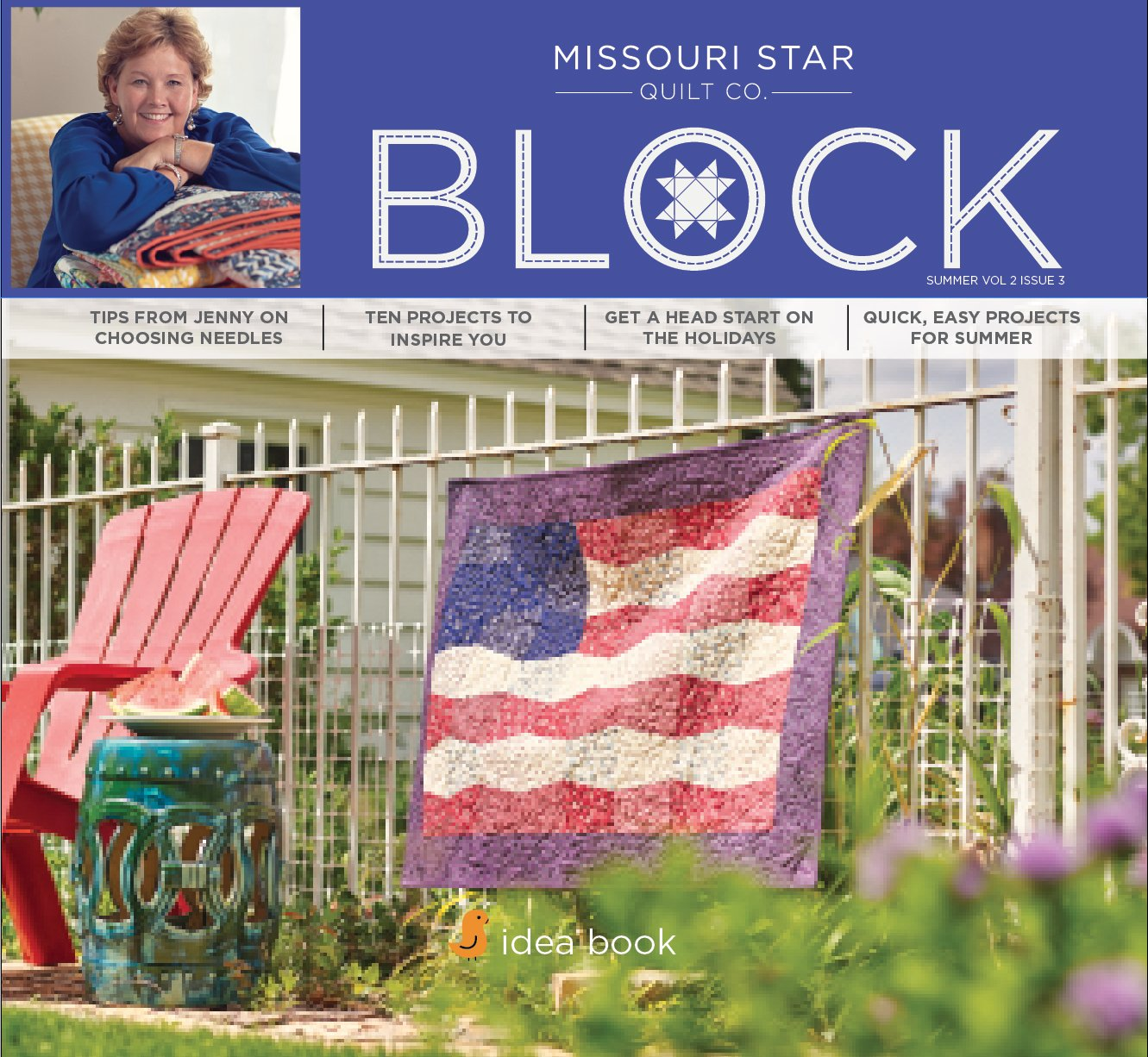 Missouri Star Block Vol 2 Issue 3