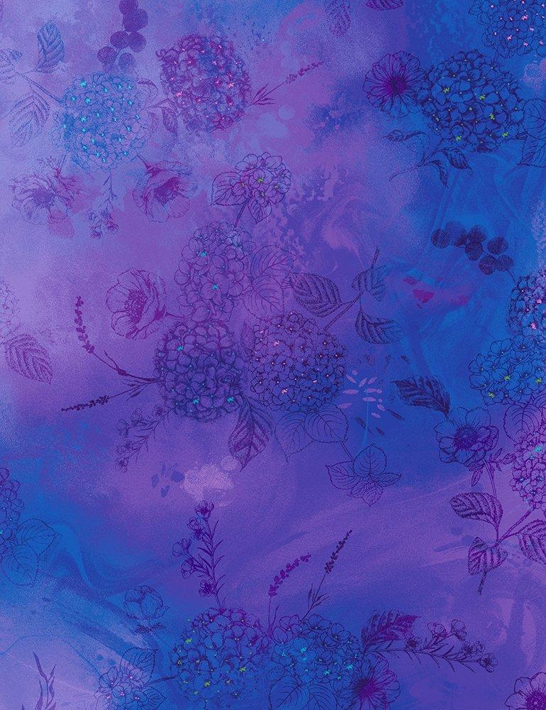 Misty Hydrangea in Air