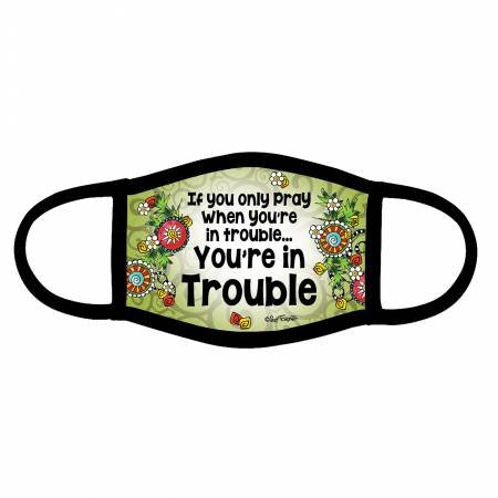 If you only pray when You're in trouble
