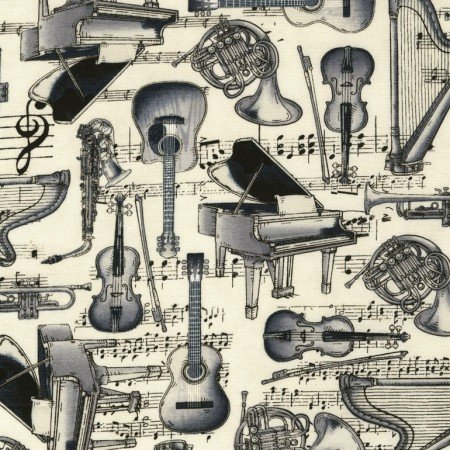 Music Instruments and Notes