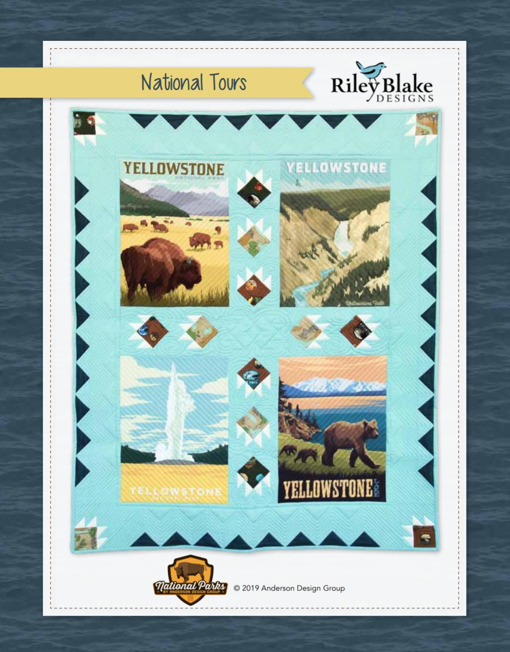 FREE Pattern -National Parks