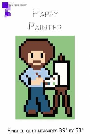 Happy Painter Pattern