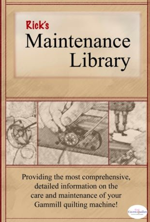 Rick's Maintenance Library DVD