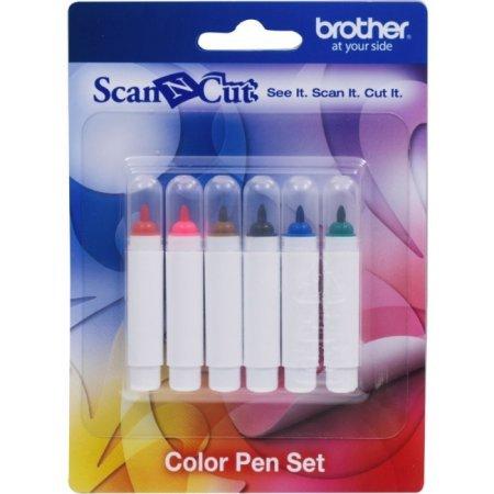 Scan N Cut Color Pen Set