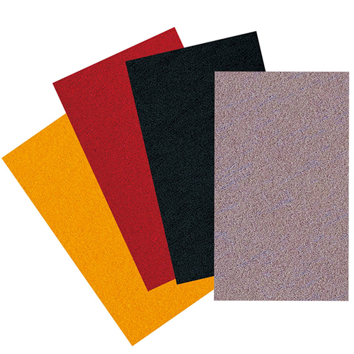 Scan N Cut Iron-On Transfer Flock Sheets-Assorted Colors