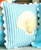Yo-Yo Pillow - Seashell kit