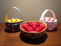 Sewing Revolution Baskets and Bowls Pattern