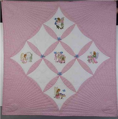 Sewing Revolution Fairy Quilt Pattern