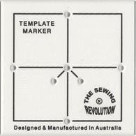 Sewing Revolution Template Marker