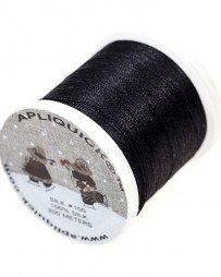 Silk Thread: Black