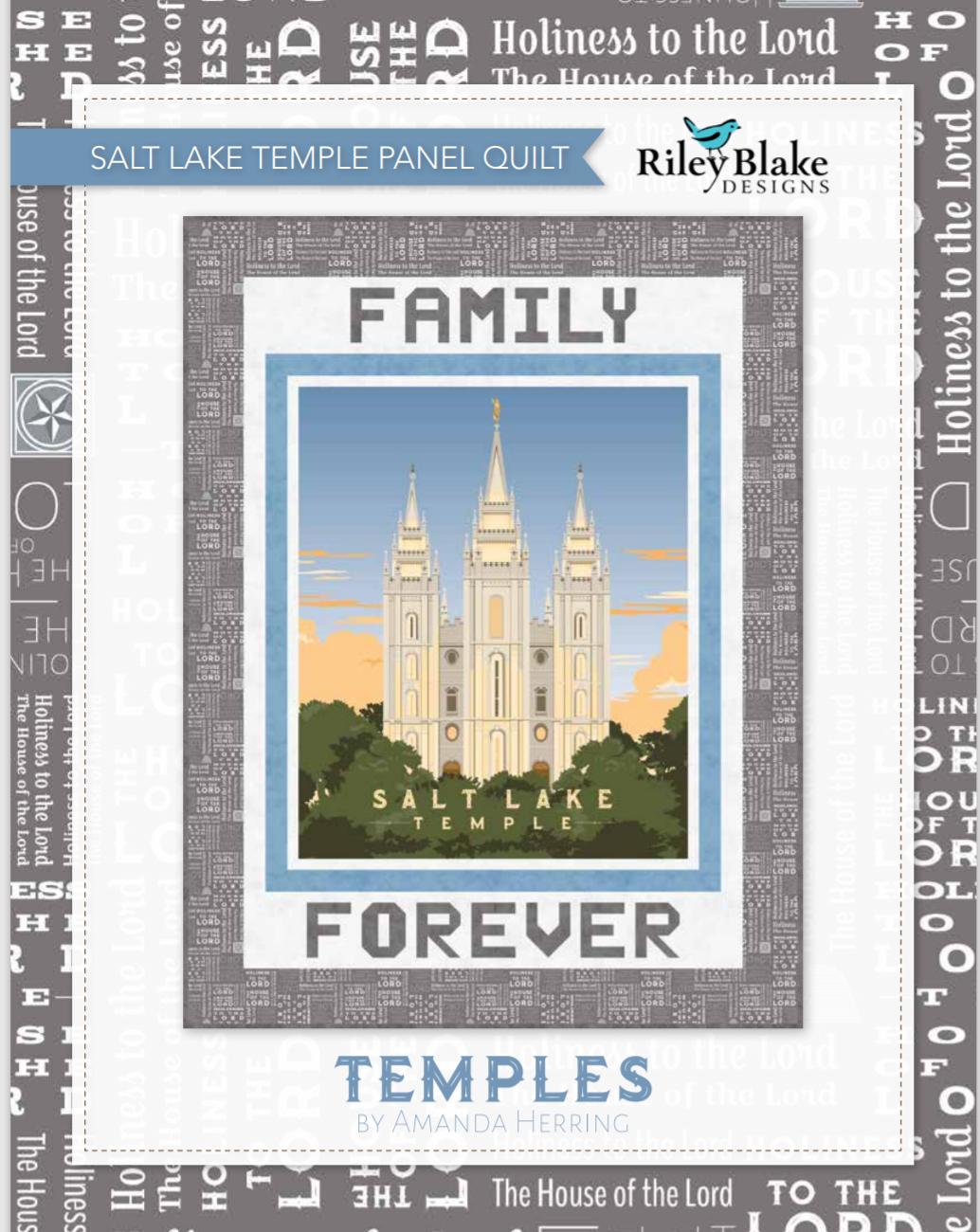 FREE Pattern -Temple Pattern