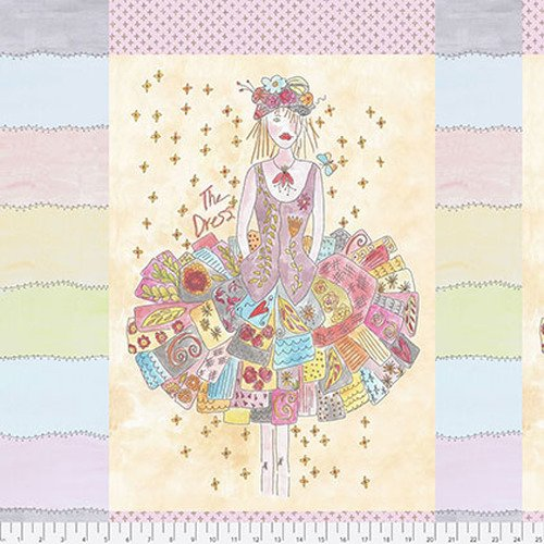 The Dress Multi by Laura Heine