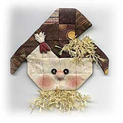 Tornado Alley Ornament Kit - Scarecrow