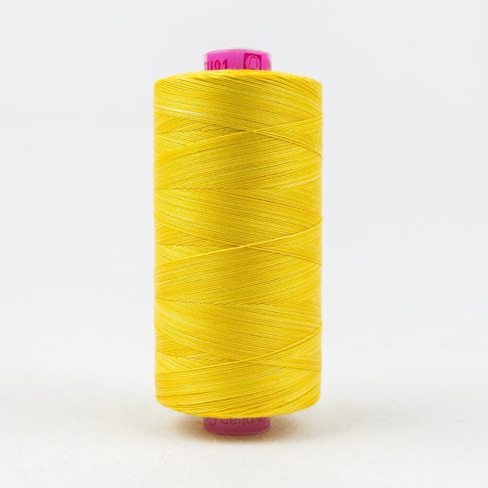 Wonderfil Tutti Cotton 50wt  Sunny