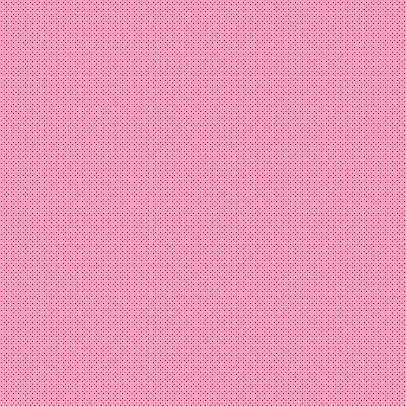 Urban Elementz Pink with Black Pin Dot