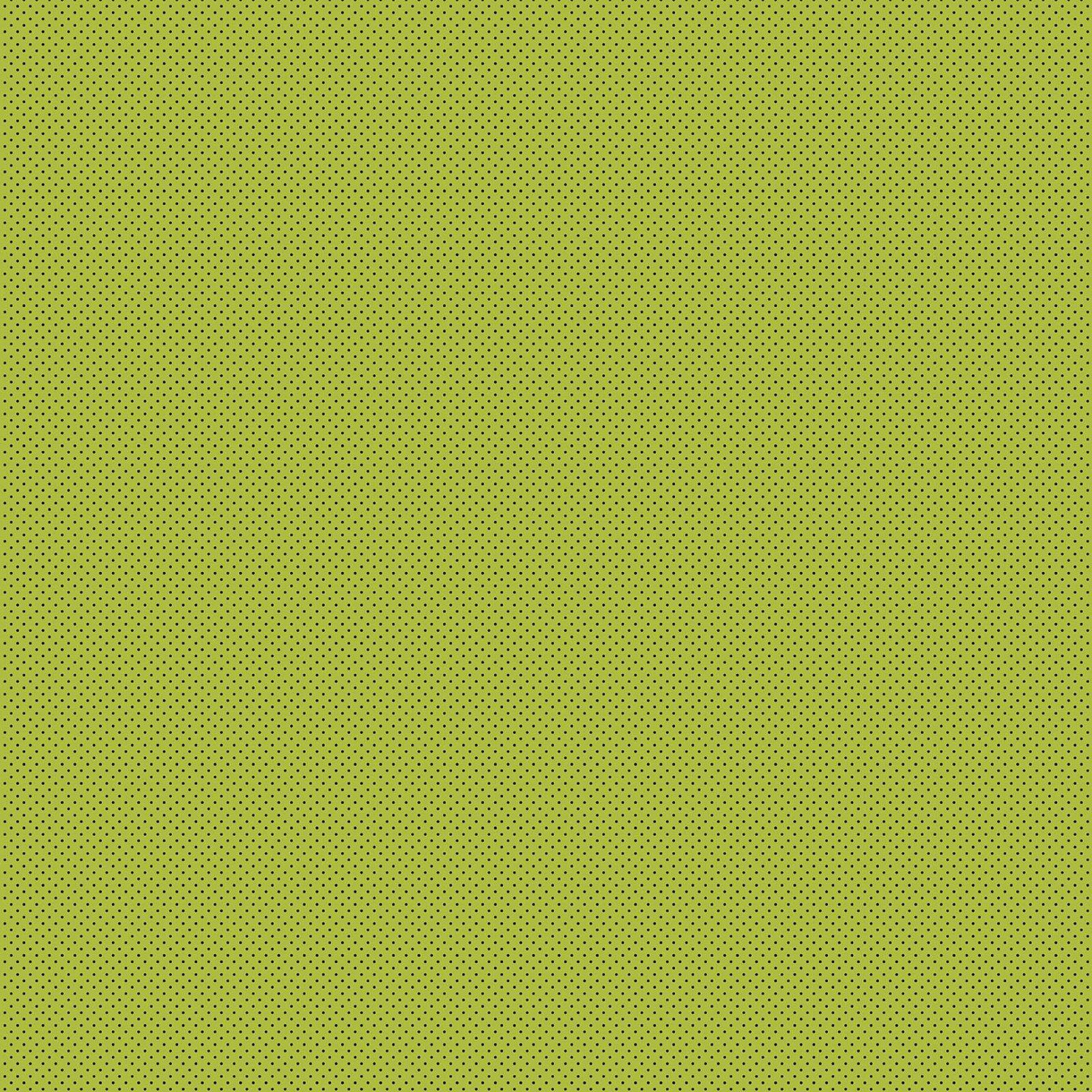 Urban Elementz Green with Black Pin Dot