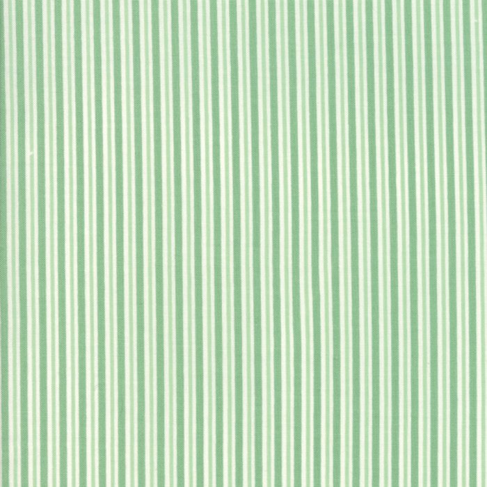Sweet Christmas Candy Cane Stripe Green