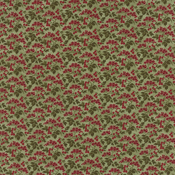 Winterlude Mistletoe Small Print