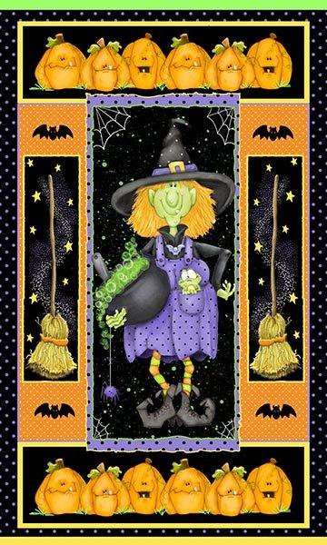 Toil & Trouble Halloween Panel