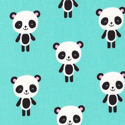 Urban Zoologie Panda Aqua