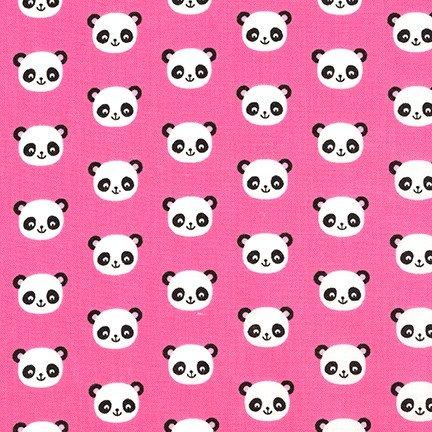 Urban Zoologie Mini Pink Panda