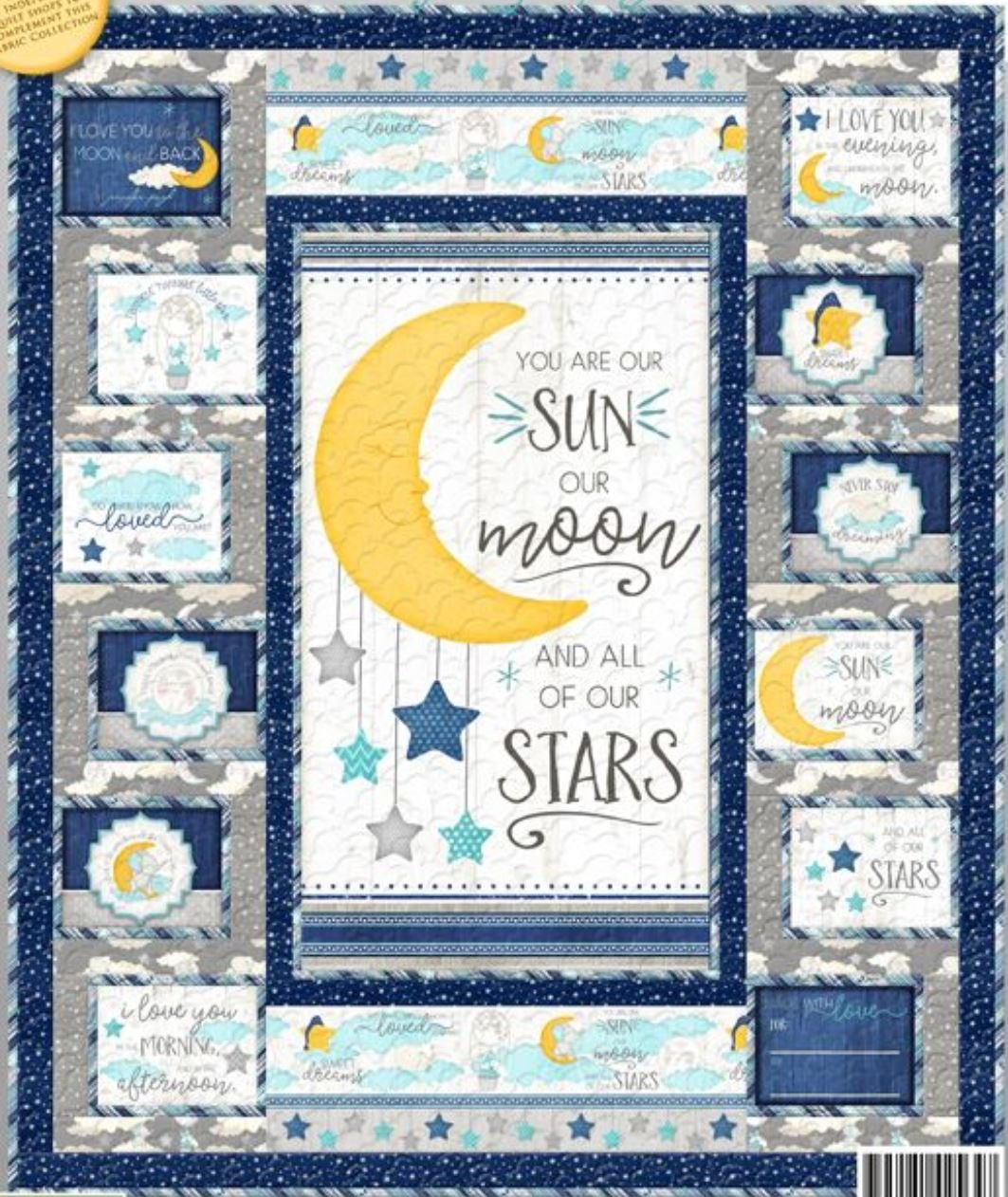 All Our Stars Quilt Kit