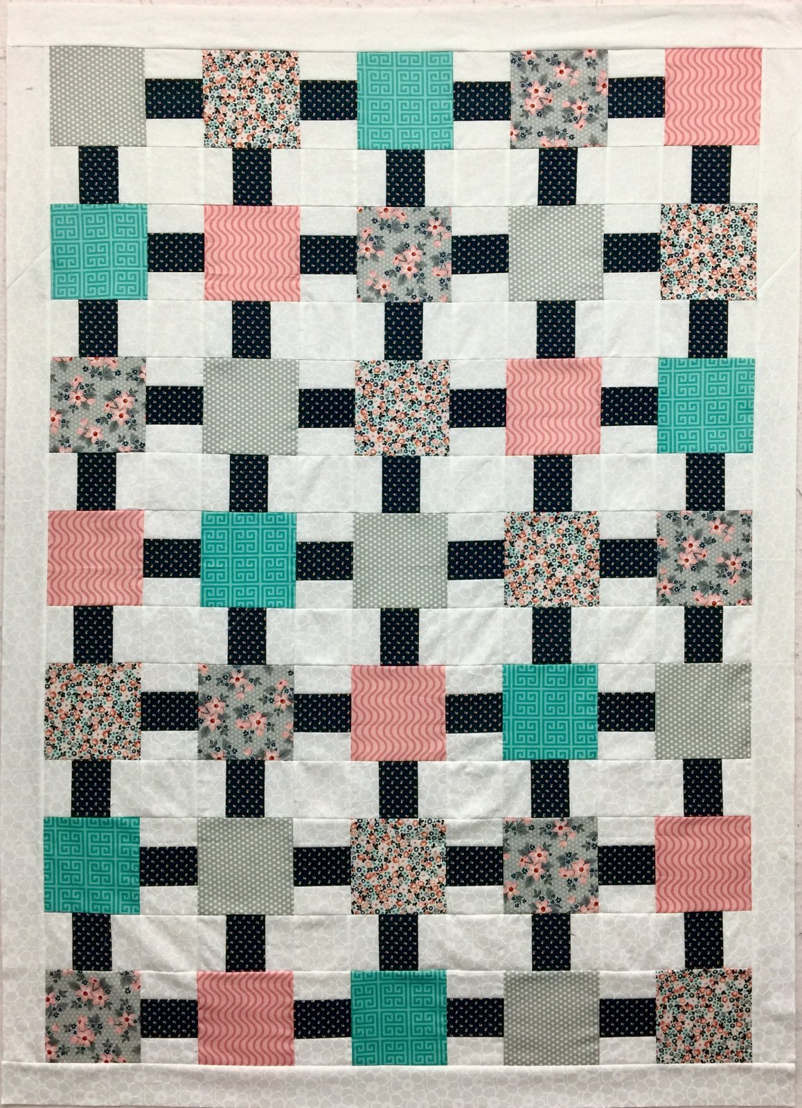 Backyard Fun Quilt Kit