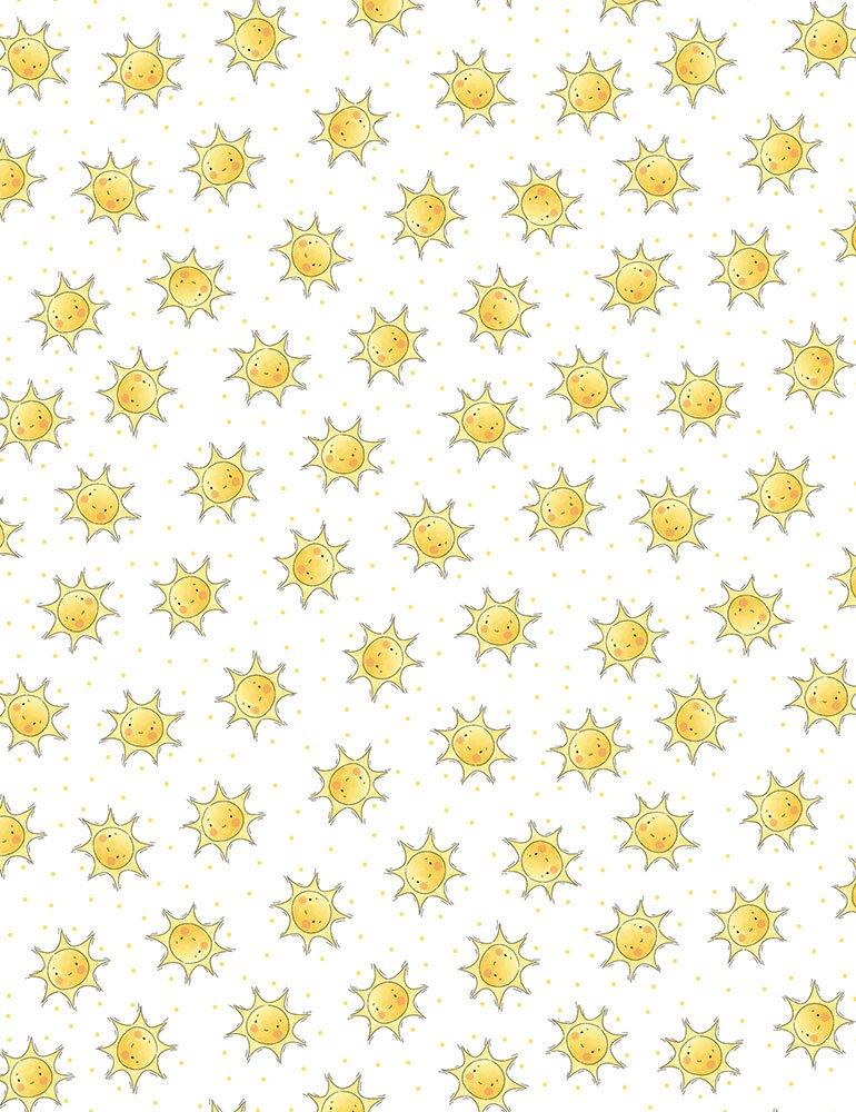 Little Star Sunshine White