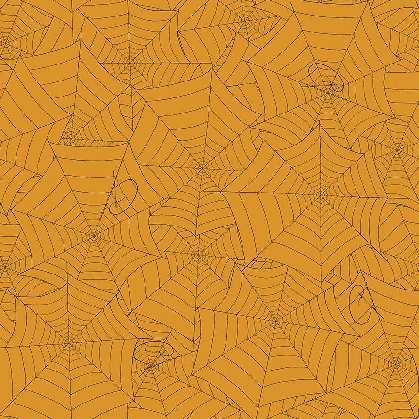 Costume Maker's Ball Webs Orange