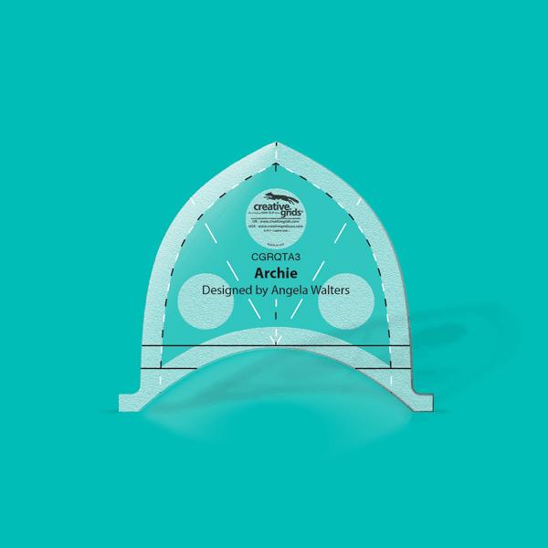 Creative Grid Machine Quilting Tool - Archie