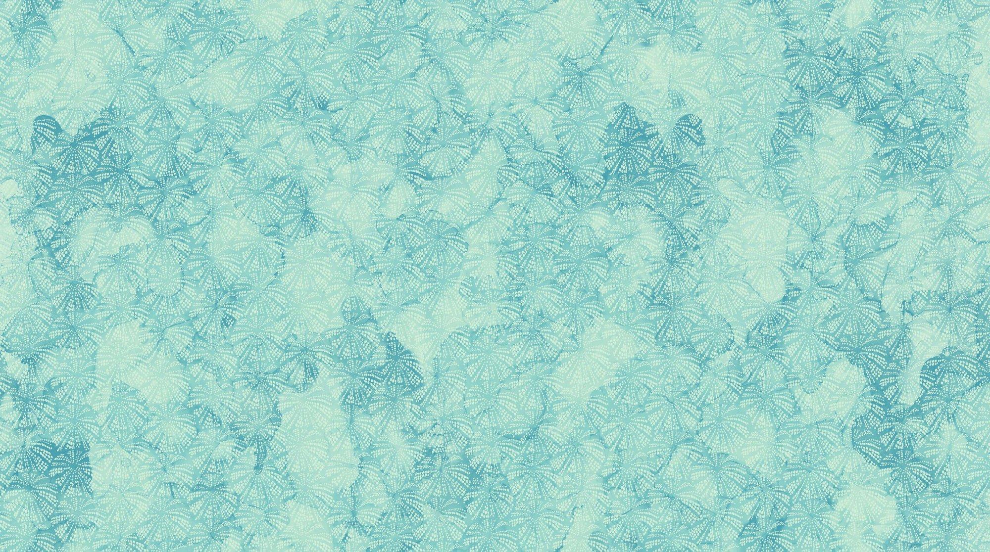 White Sands Sea Urchin Teal