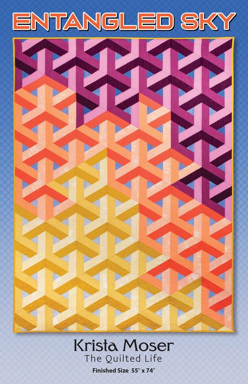 Entangled Sky Quilt Kit