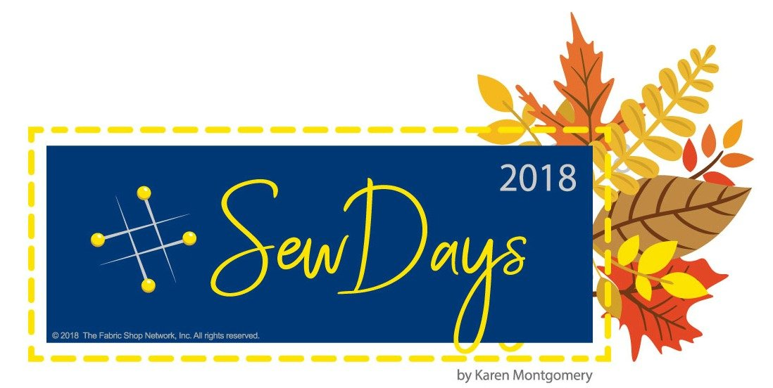 Sew Days Fall Session