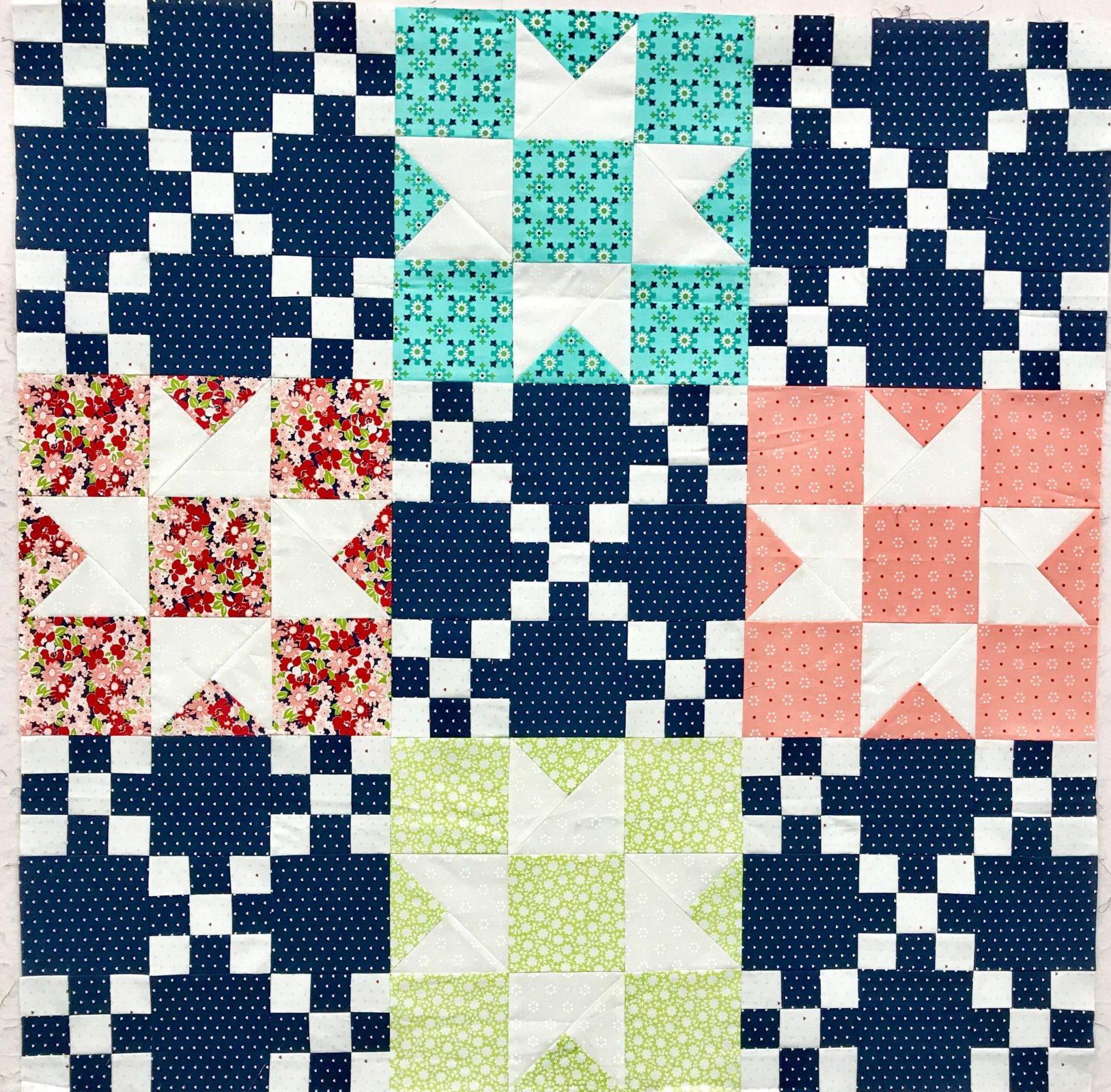 Family Reunion Quilt Kit