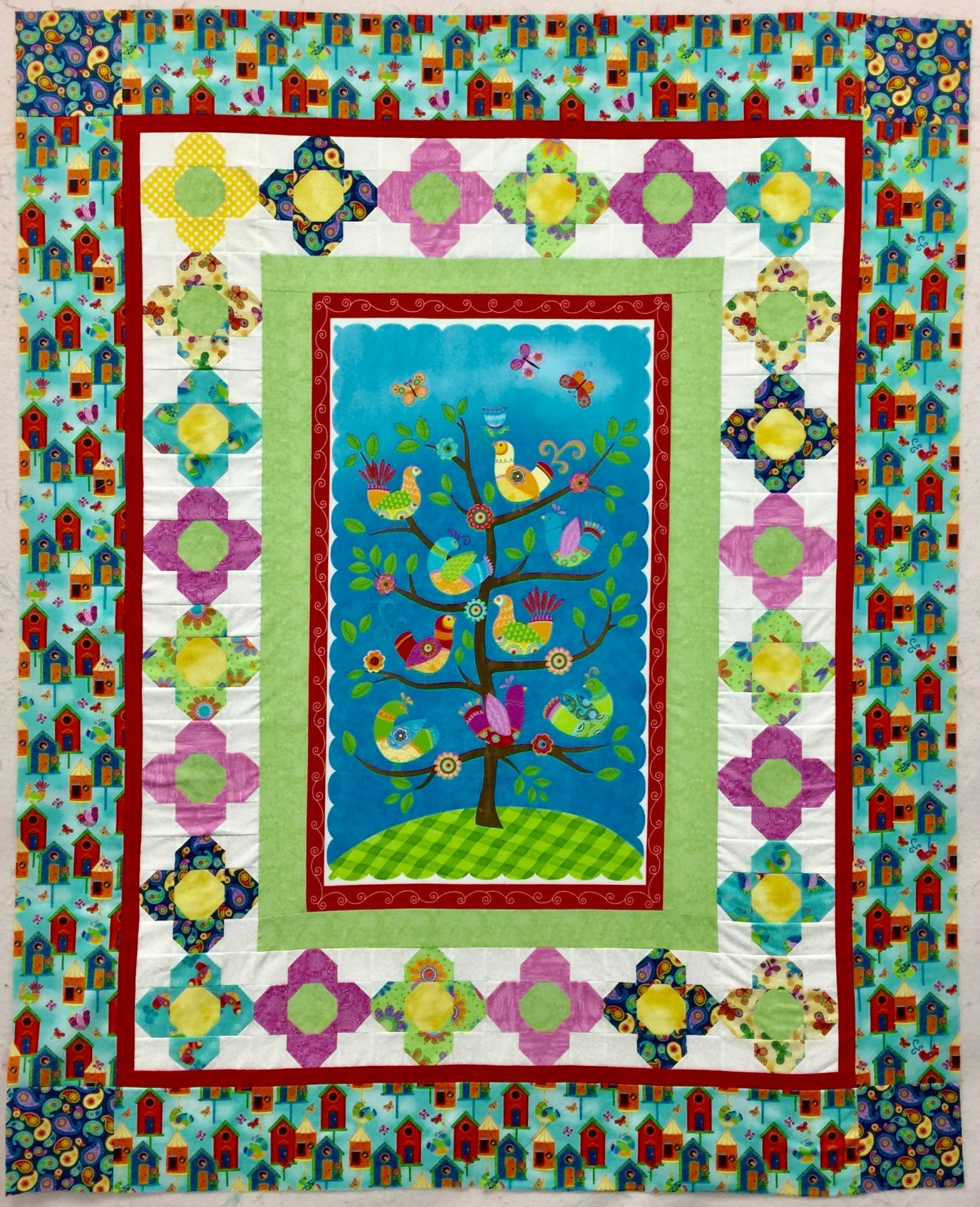 Flight of Fancy Quilt Kit