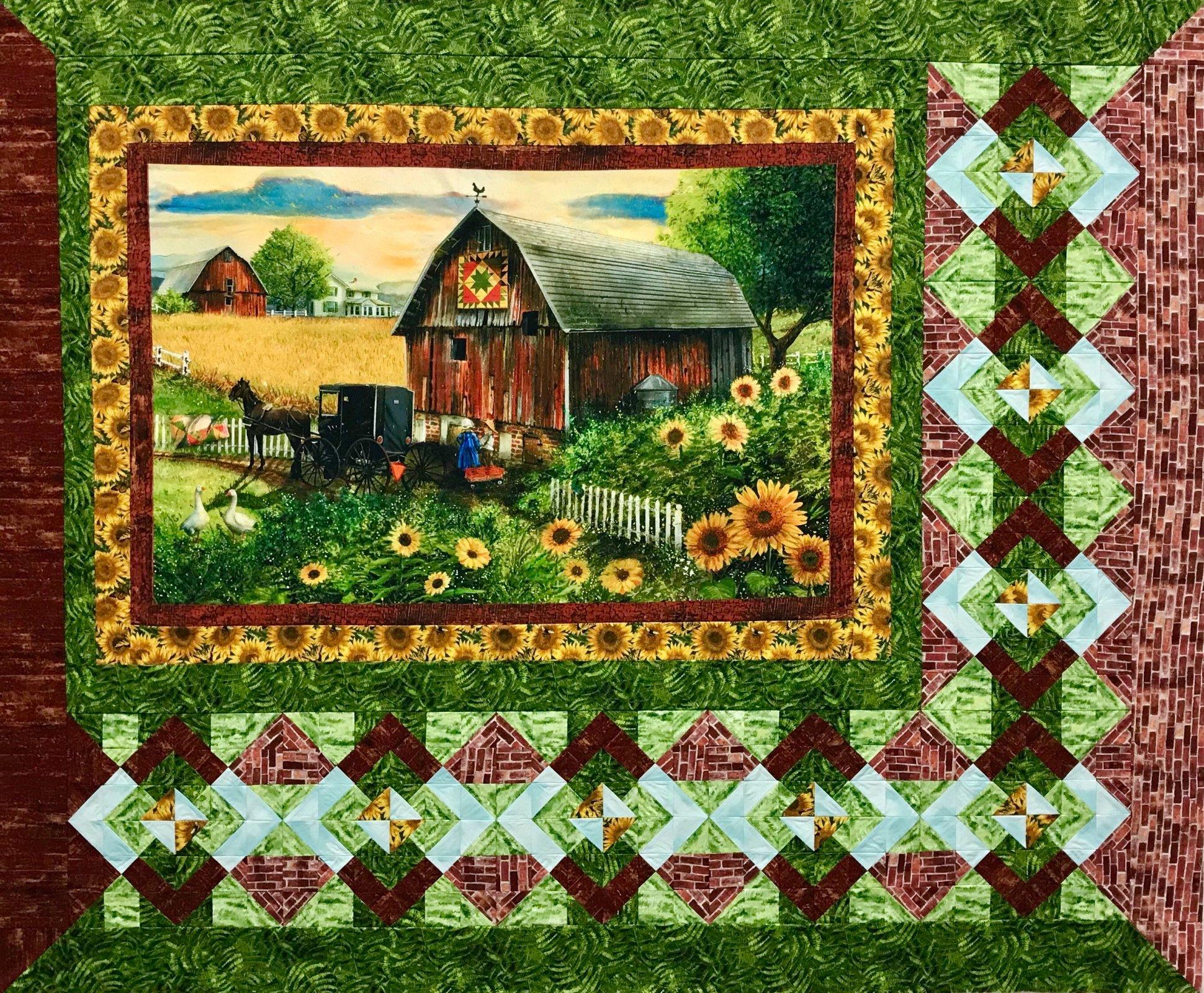 Heartland Home Quilt Kit