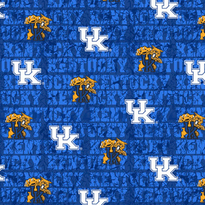 Kentucky Cotton Distressd Logo