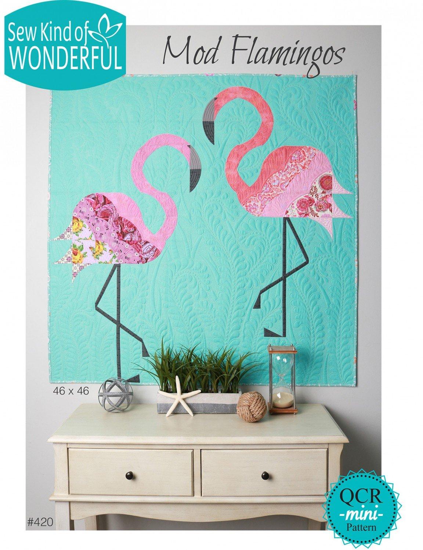 Mod Flamingo