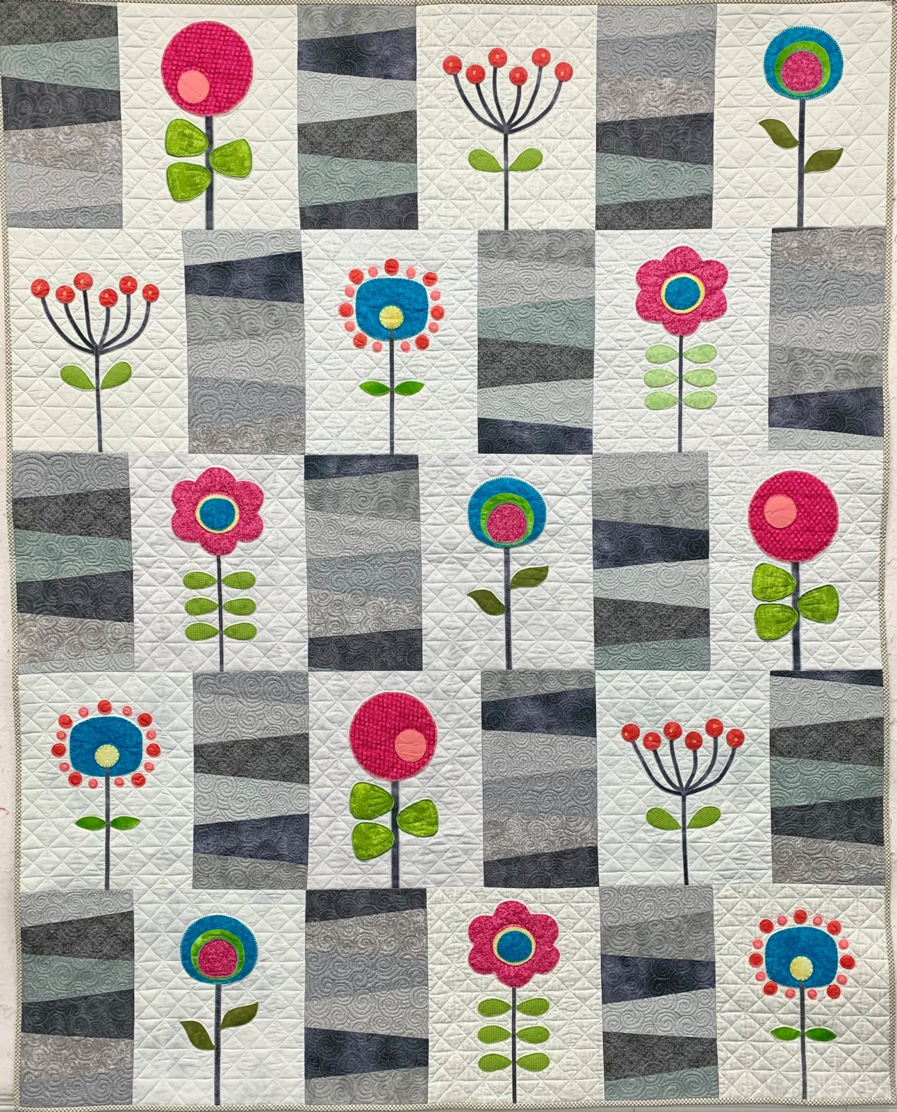 Notting Hill Quilt Kit