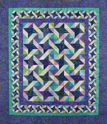 Plenty of Friends Quilt Kit