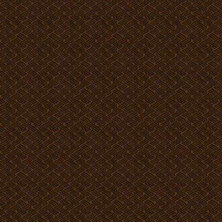 Blank Quilting Barn Dance Brown Weave Texture